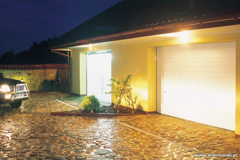Oferta DWD dla domu - bramy garażowe
